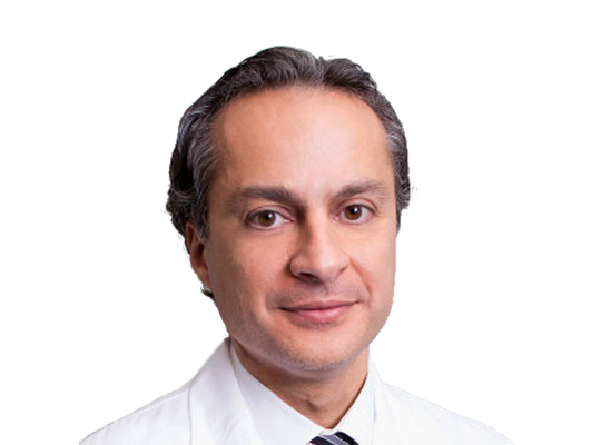 James Khodabakhsh, MD