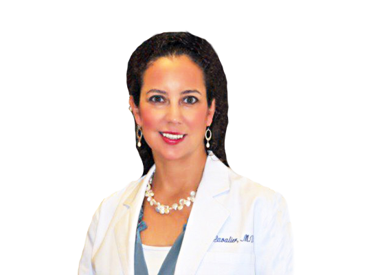 Ashley C. Cavalier, MD